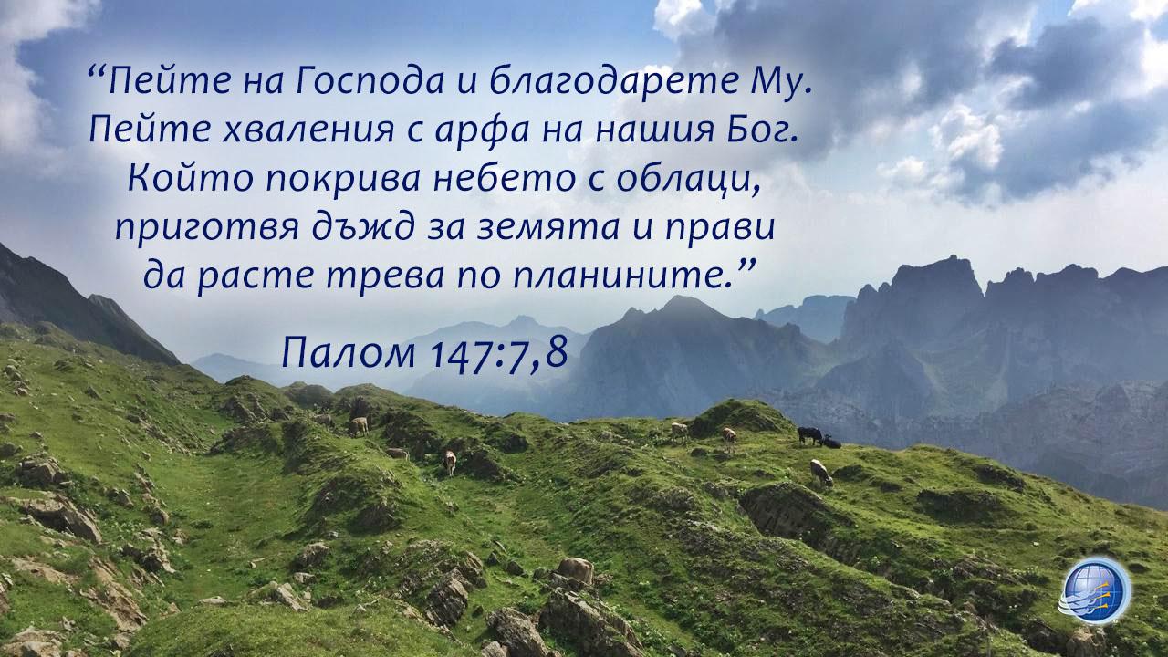 Псалом 147-7-8