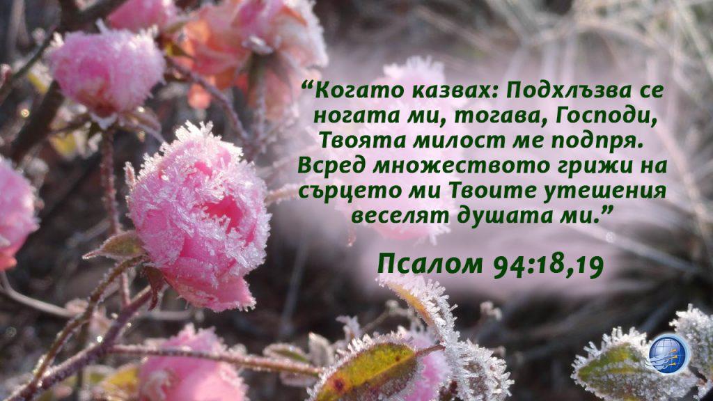 Psalmi 94-18-19