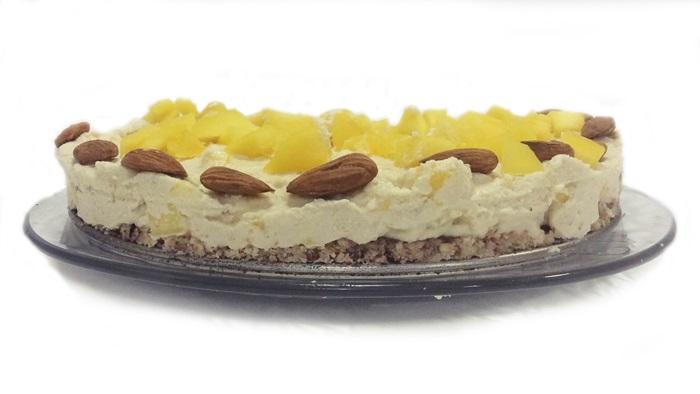 Торта с лайм